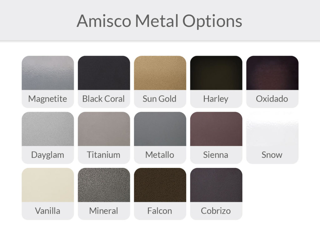 Amisco Metal Options