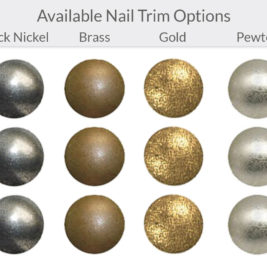 Available Nail Trim Options