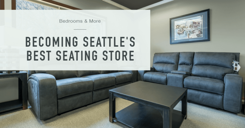 Becoming Seattles Best Seating Store Blog