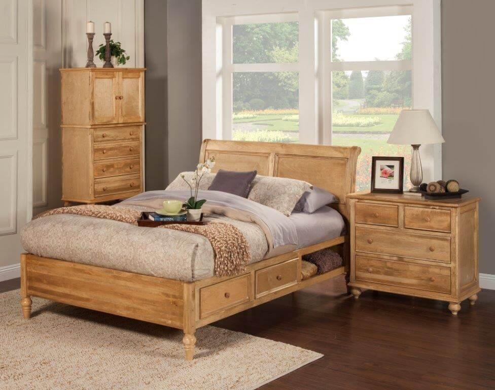 Hepburn 201 Bed