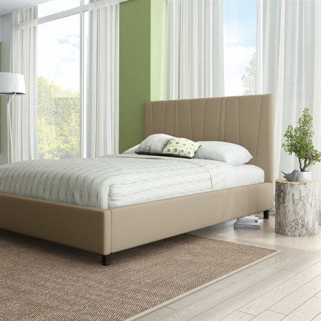 Namaste Bed in Lifestyle Setting