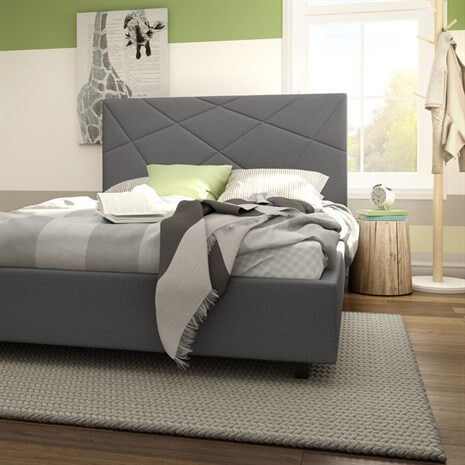 Nanaimo Bed in Lifestyle Setting