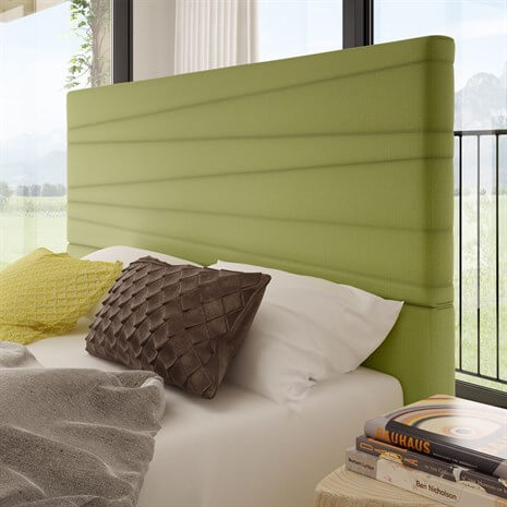 Prana Bed Headboard Detail