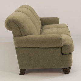 Bay Bridge 3-Seater in Green Fabric