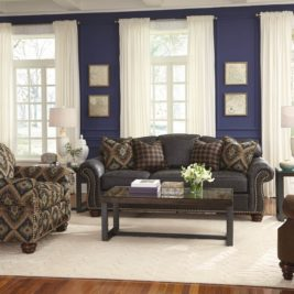 Bexley Sofa in Lifestyle Setting