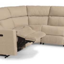 Catalina Sectional with Reclined Seat