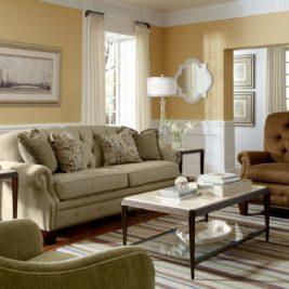 Champion Sofa in Lifestyle Setting