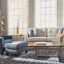 Elenore Sofa in Lifestyle Setting