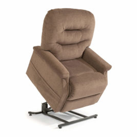 Hudson Lift Recliner in Lifted Position