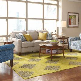 Macleran Sofa in Lifestyle Setting