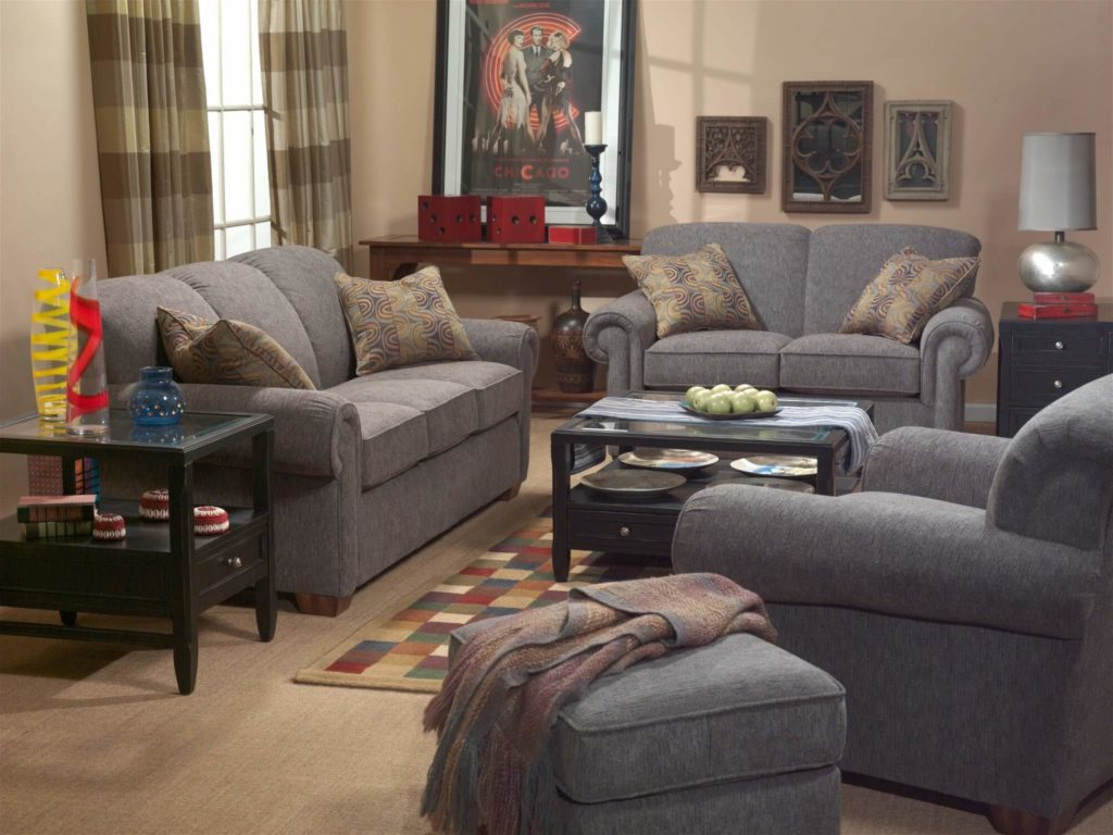 Main Street Sofa in Lifestyle Setting