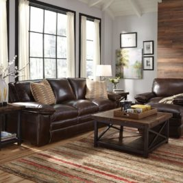 Penthouse Sofa in Lifestyle Setting