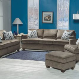Pierce Sofa in Lifestyle Setting