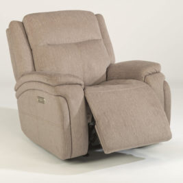Rocket Recliner Slightly Reclined