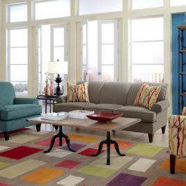 Venture Sofa in Lifestyle Setting