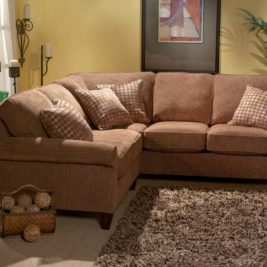 Westside Sectional in Lifestyle Setting