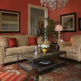 Winston 3-Seater in Lifestyle Setting
