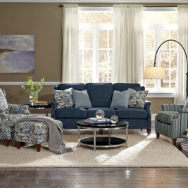 Zevon Sofa in Lifestyle Setting