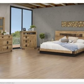 Comala Bed in Lifestyle Setting