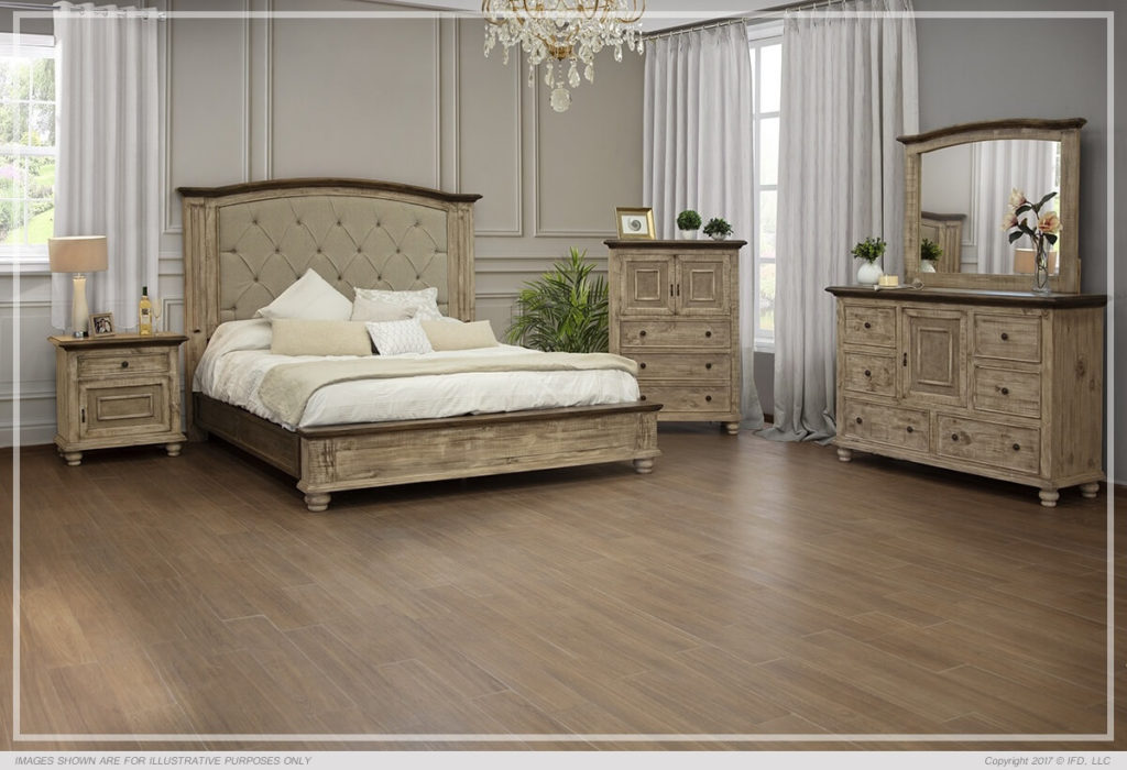 Laguna Bed by IFD