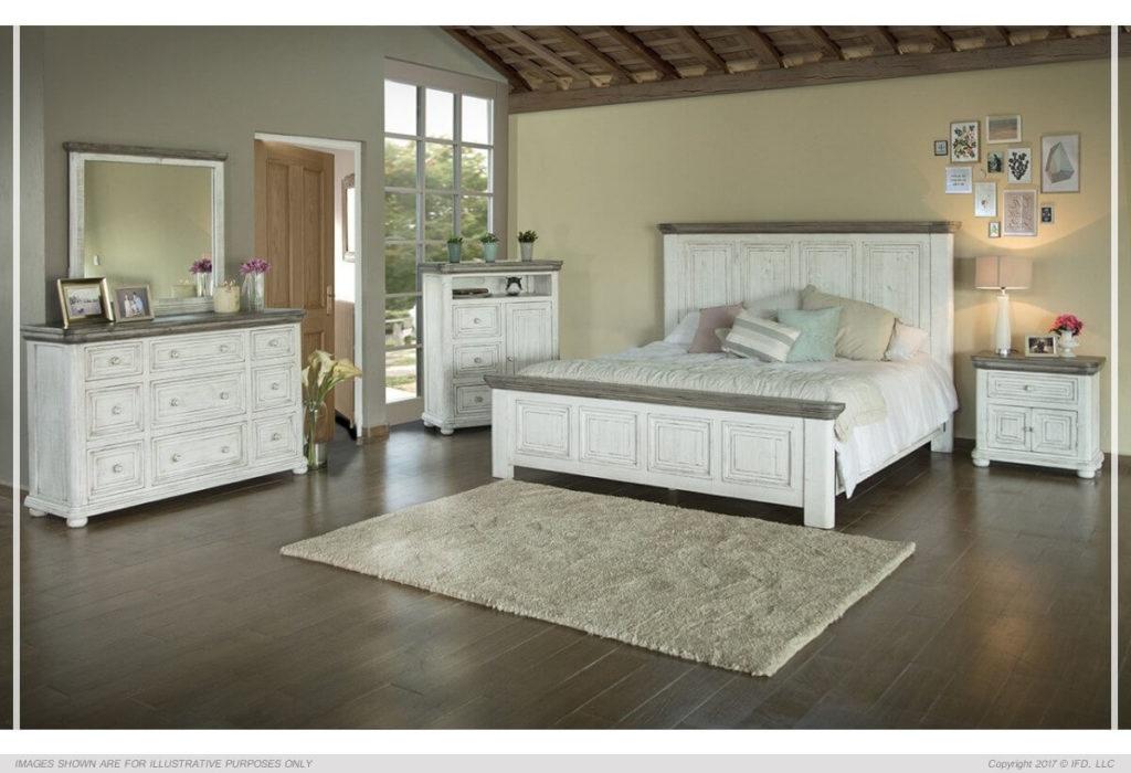 Luna Bed by IFD