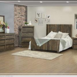 Sierra Bed by IFD
