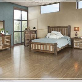 Verra Cruze Bed by IFD