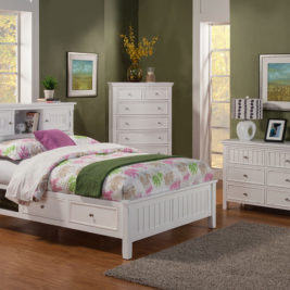 Turner Kids 7002 Bed in Home Setting