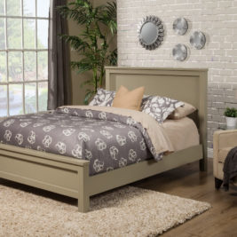 Winfrey 6001 Bed with Lifestyle View