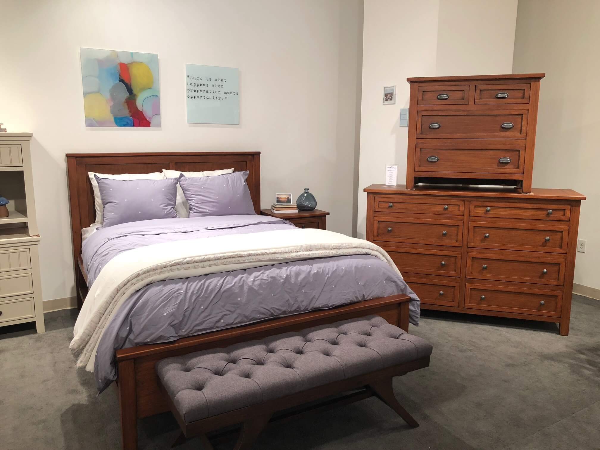 Winfrey 6002 Bed North American Bedrooms Amp More Seattle