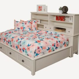 Turner 7005 Bed by North American Wood