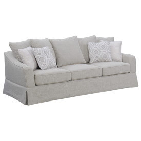 Gabrielle Sofa by Emerald Home Furnishings