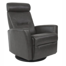 Madrid Recliner in Slate