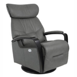 Rio Recliner in Grey