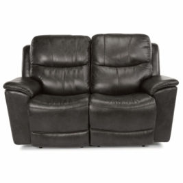 Cade Sofa Loveseat Front View