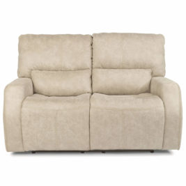 Cooper Fabric Loveseat Front View