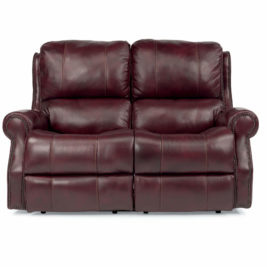 Miles Loveseat Front View