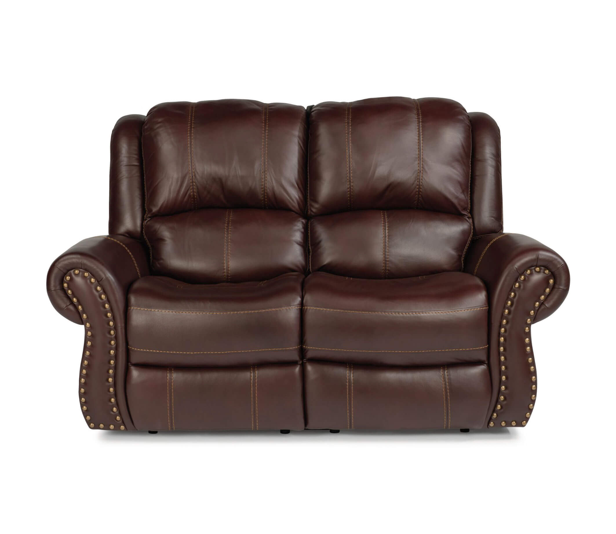 Patton Leather Sofa & Loveseat | Bedrooms & More, Seattle