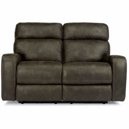Tomkins Loveseat Front View