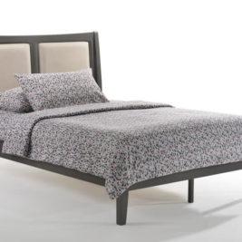 Chameleon Bed in Stonewash