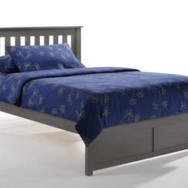 Rosemary Bed in Stonewash