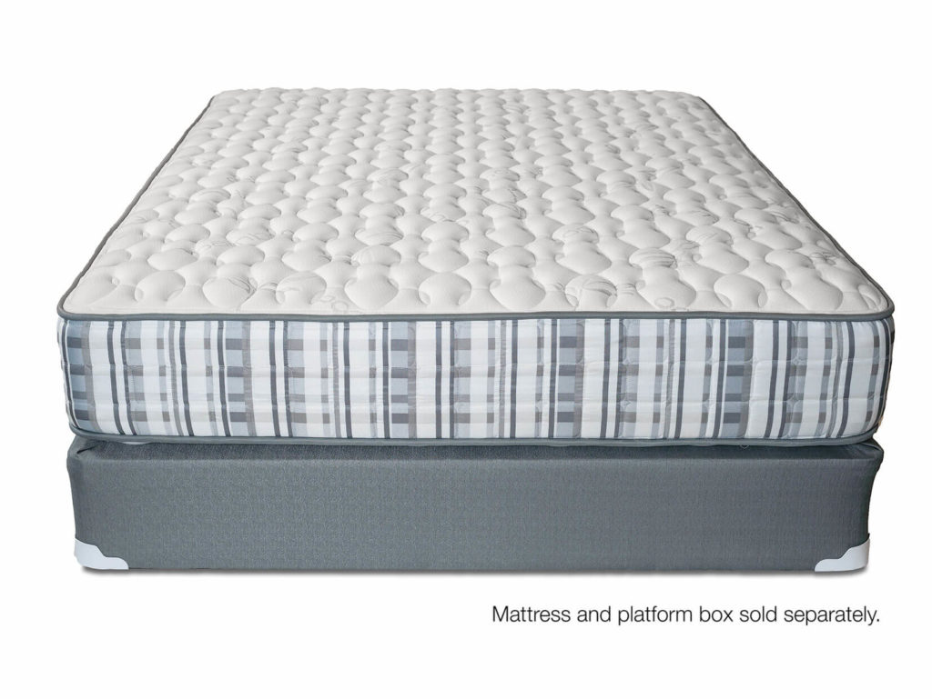 Discovery Firm Innerspring Mattress Front View