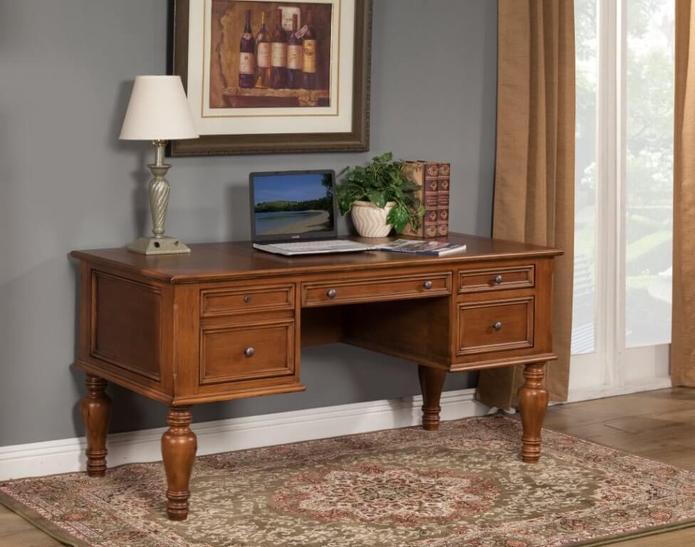 North American Wood Furniture Hepburn Desk