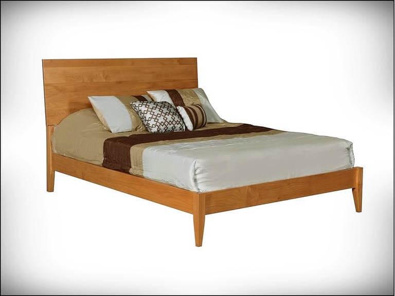 2 West Platform Bed
