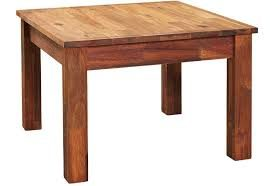 Acacia Phillipe Java Rustic End Table