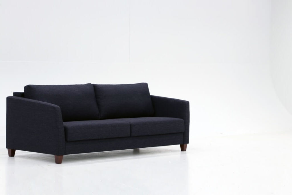 Monika Sleeper Sofa Dark Fabric