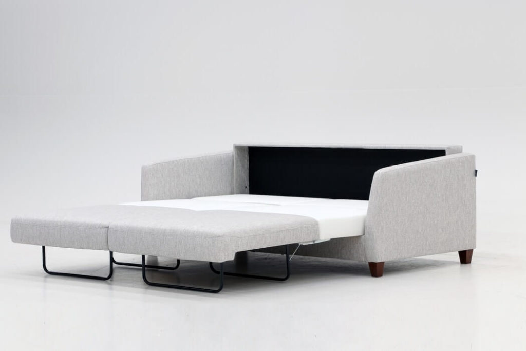 Monika Sleeper Sofa Fully Open