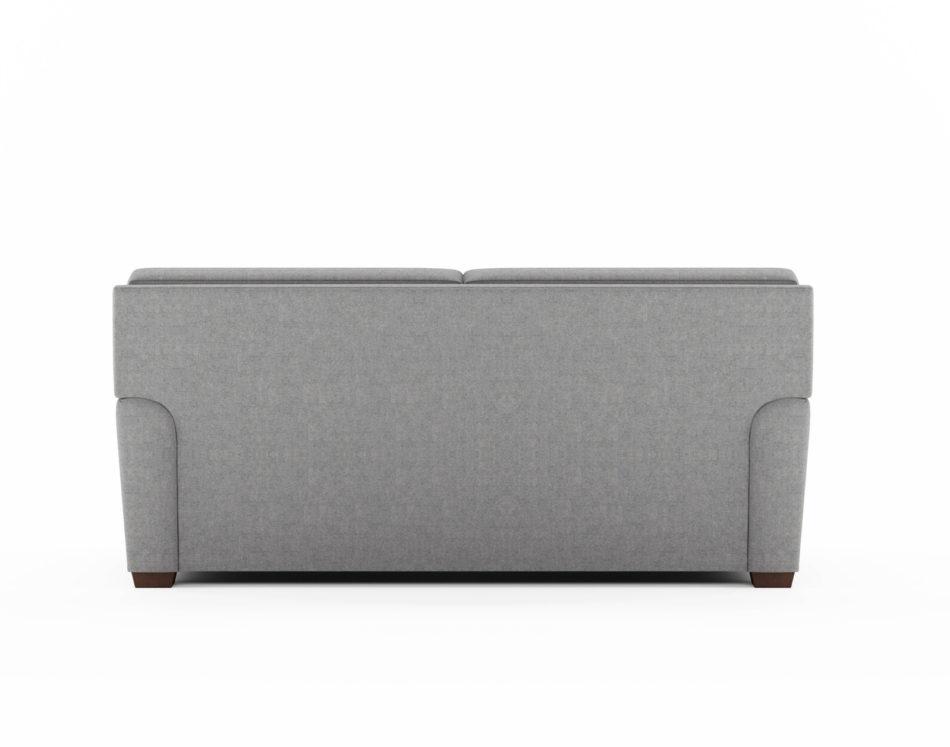 Klein Modern King Full Loveseat Sleeper Sofa Back