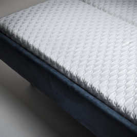 Olson Plush Sleeper Sofa Mattress Focus