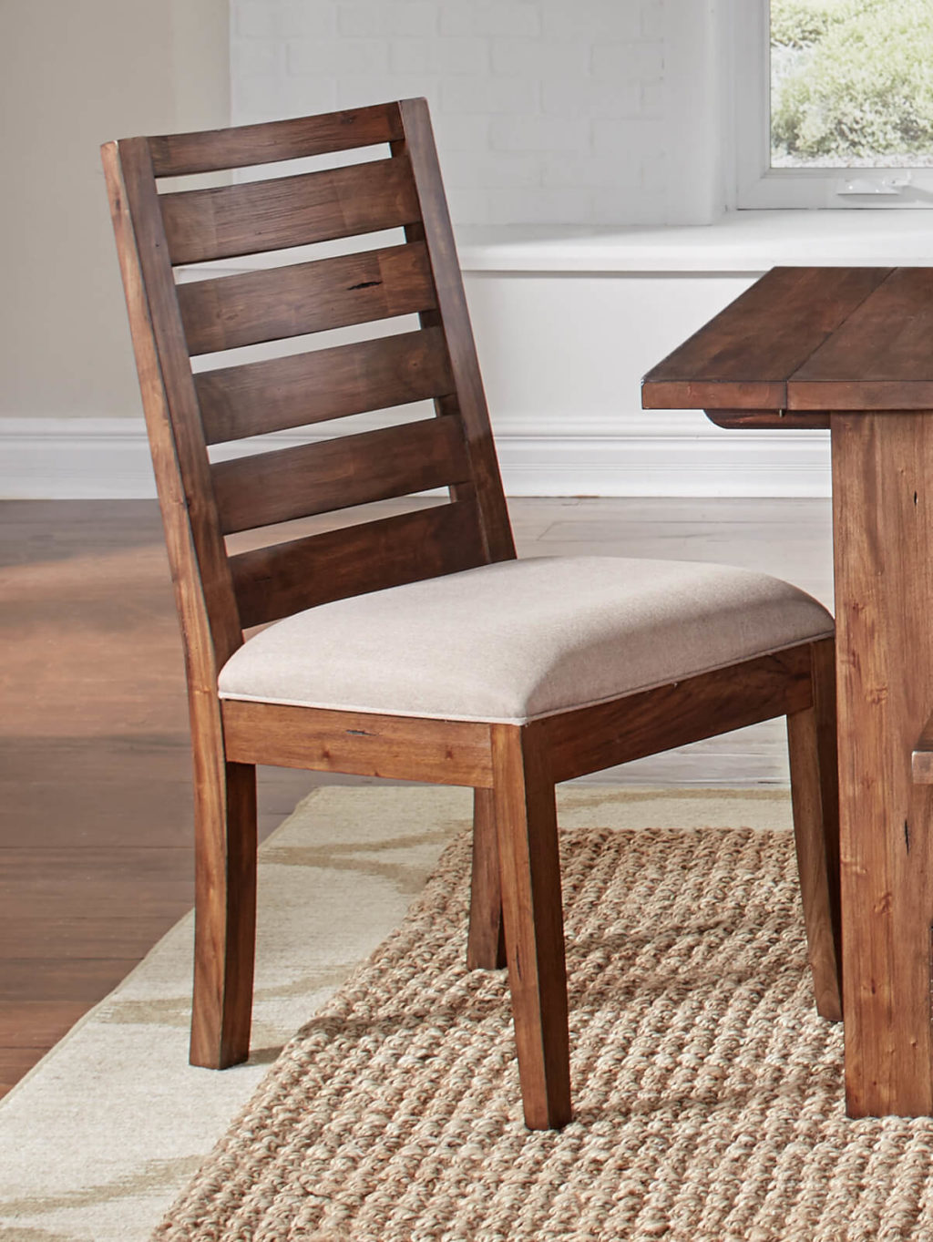 AAmerica Anacortes Shasta Upholstered Chair Front View